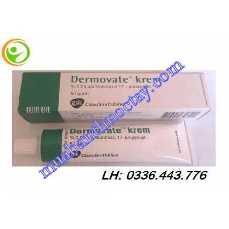 Thuốc bôi da Dermovate™ 0.05%