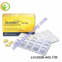 Thuốc điều trị phì đại tiền liệt tuyến Avodart™ 0.5mg