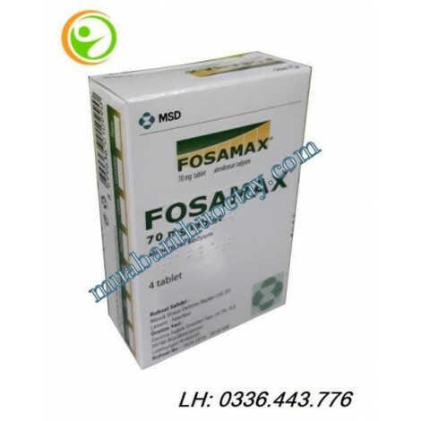 Thuốc Fosamax 70mg điều trị loãng xương