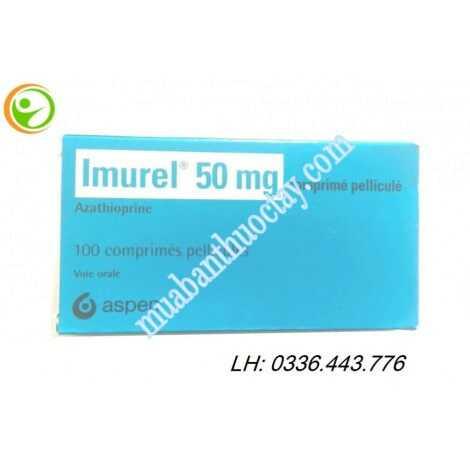 Thuốc Imurel® 50mg ức chế miễn dịch