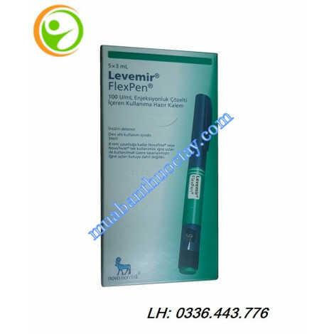 Thuốc Levemir® Flexpen® 100UI/1ml