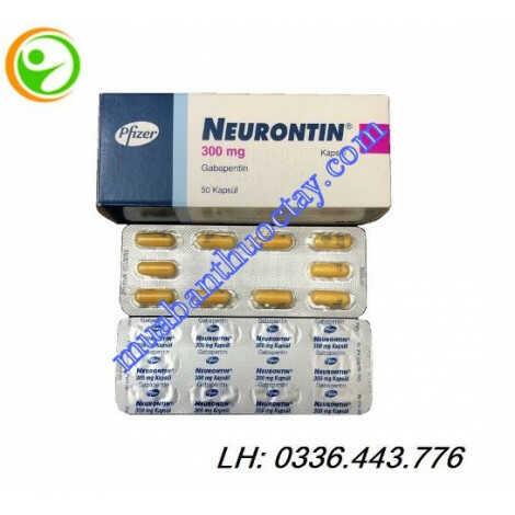 Thuốc Neurontin® 300mg