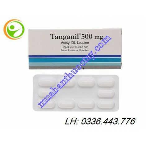 Thuốc Tanganil 500mg trị rối loạn tiền đình