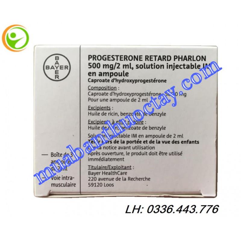 Progesterone detail ...