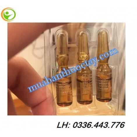 Thuốc phòng ngừa sinh non Proluton 250 mg