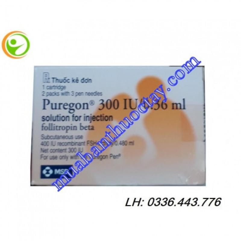 Thuốc puregon® 3...