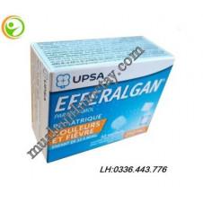 Dùng thuốc hạ sốt Efferalgan 250mg như thế nào cho đúng