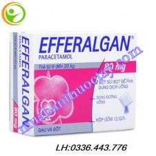 Efferalgan là thuốc gì và tại sao luôn bị thiếu hụt trên thị trường