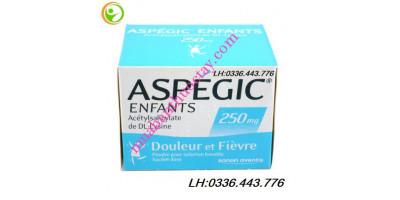 Thuốc hạ sốt Aspegi...