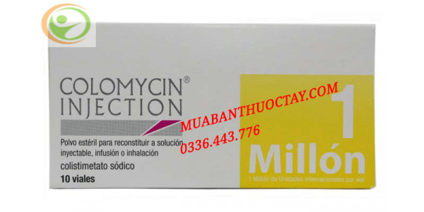 Colomycin injection thu�...