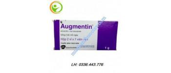 Augmentin ( amoxicillin )...