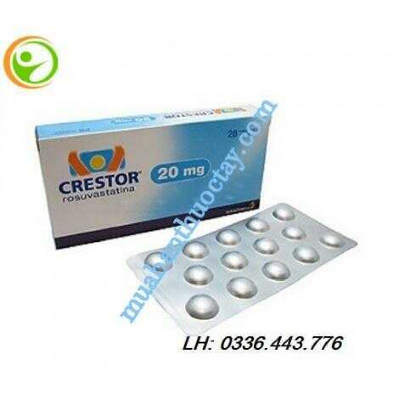 Thuốc Crestor 20mg...
