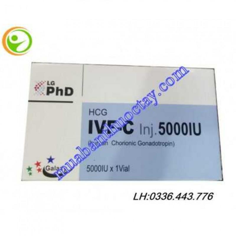 Thuốc hocmon IVF-C...