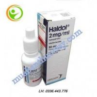 Thuốc loạn thần haldol® 2mg/ml
