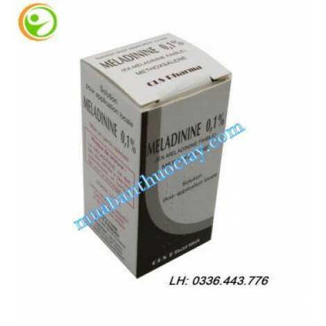 Thuốc trị nấm meladinine-0.1 %