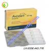 Thuốc điều trị phì đại tiền liệt tuyến Avodart 0.5mg