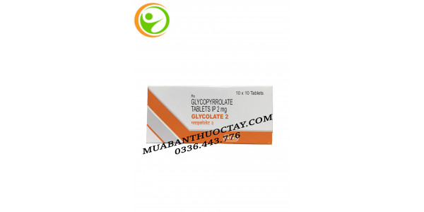 Glycolate 2mg thuốc tr�...