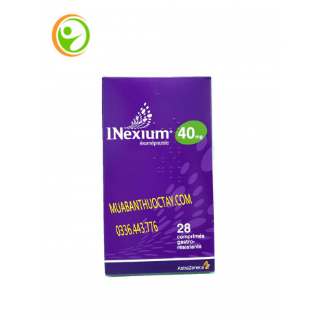 Inexium 40 mg trị đau dạ dày