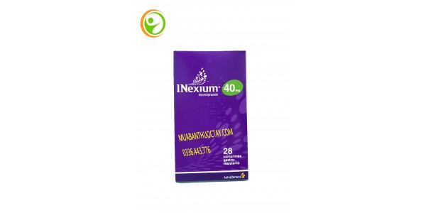Inexium 40 mg trị đau ...