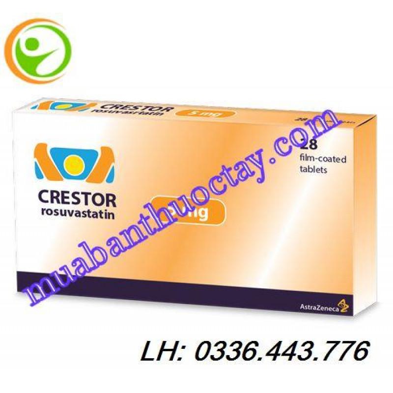 Thuốc Crestor 5mg...