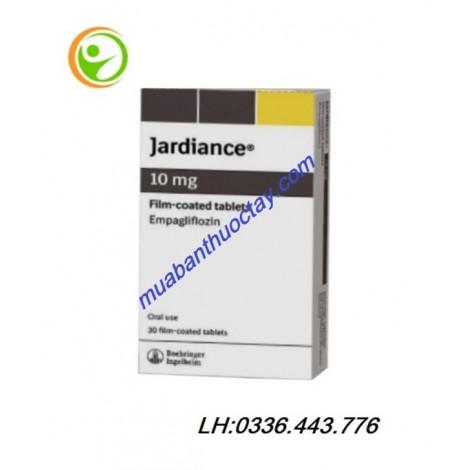 Thuốc tiểu đường Jardiance 10 mg