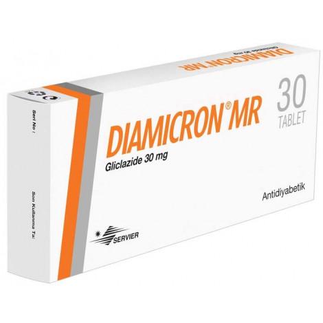 Thuốc Diamicron Mr 30mg
