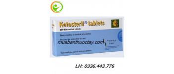 Thuốc thận ketosteril...