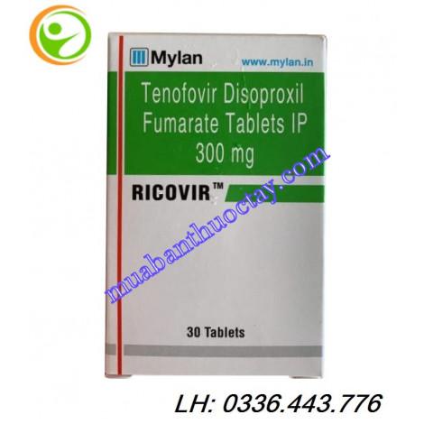 Thuốc Ricovir 300mg