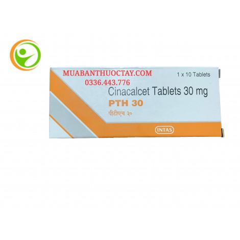 Cinacalcet 30mg thuốc điều trị thận
