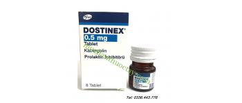 Thuốc Dostinex 0.5mg ( ...