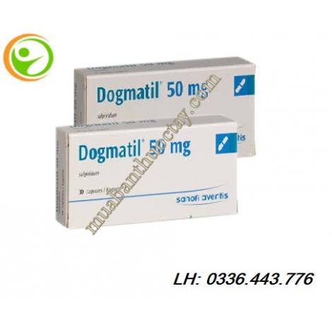 Thuốc trị mất ngủ Dogmatil 50mg