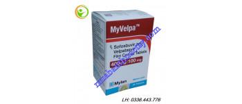 Thuốc Myvelpa 400mg/10...