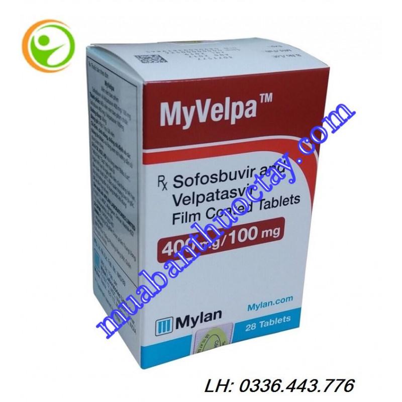 Thuốc Myvelpa 400...