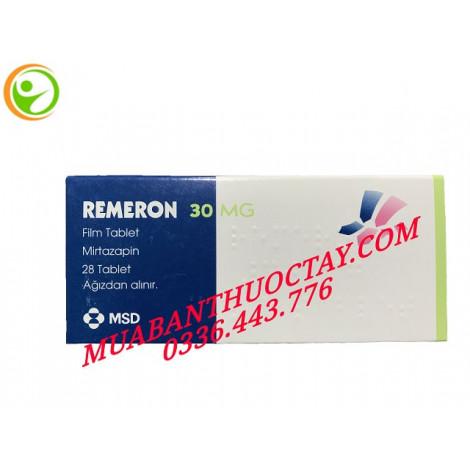 Remeron 30mg thuốc trị trầm cảm