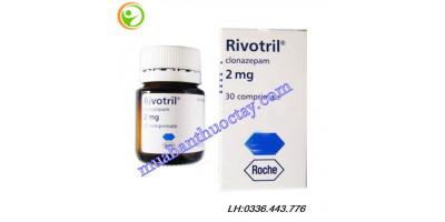 Thuốc Rivotril 2 mg lo�...