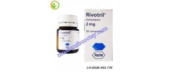 Thuốc Rivotril 2 mg