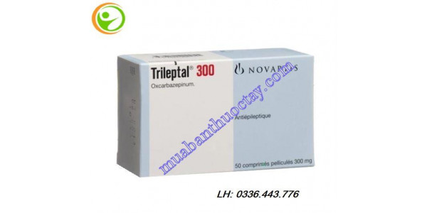 Thuốc Trileptal 300mg