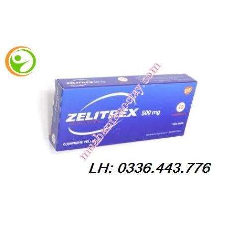 Thuốc kháng virus Zelitrex 500mg