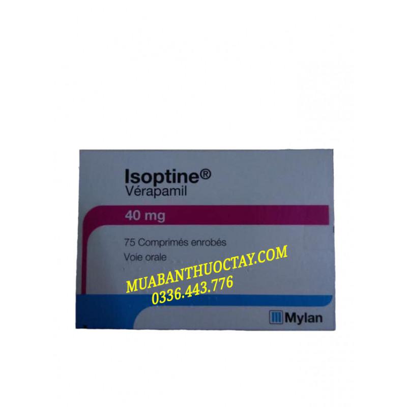 Isoptine 40mg thuố...