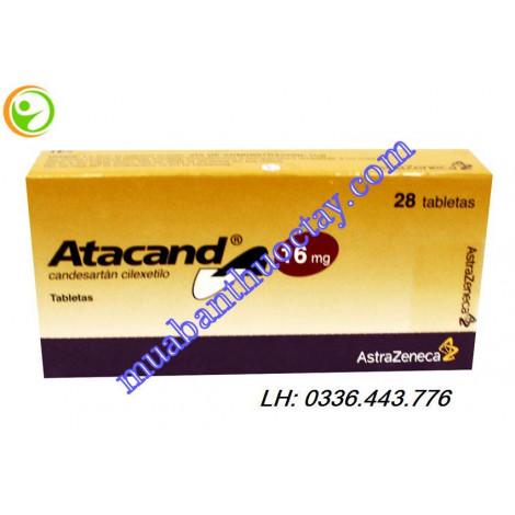 Thuốc huyết áp Atacand 16mg