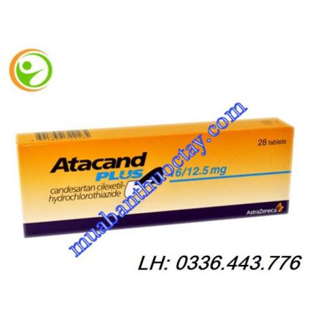 Thuốc Atacand plus 16mg/12.5mg