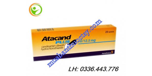 Thuốc Atacand plus 16m...