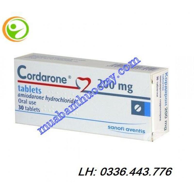 Thuốc Cordarone 2...