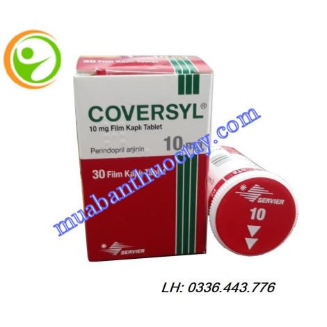 Thuốc Coversyl 10mg