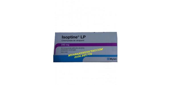 Isoptine 240mg thuốc tr...