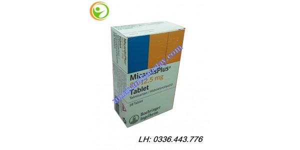 Thuốc MicardisPlus  80...