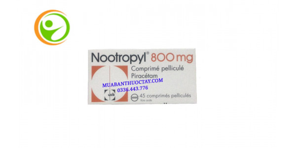 Nootropyl 800mg hàng Ph�...