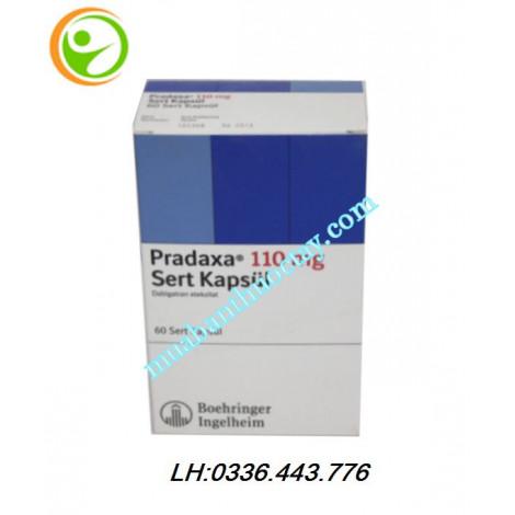 Thuốc chống đông Pradaxa 110mg