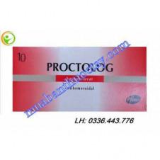 Proctolog là thuốc gì, thành phần, hướng dẫn sử dụng