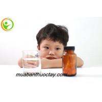 Thuốc kháng sinh tác động thế nào đến trẻ em
